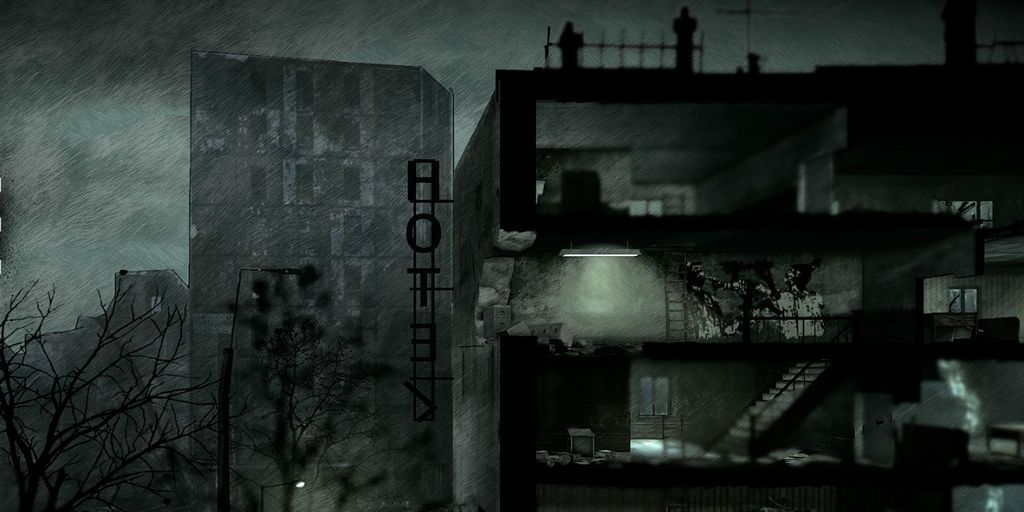 The horrifying truth of This War of Mine is that war isn't a game