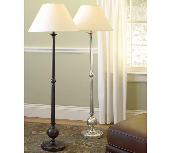 Gillian Candlestick Floor Lamp Base Floor Lamp Base Sectional Floor Lamp Floor Lamp