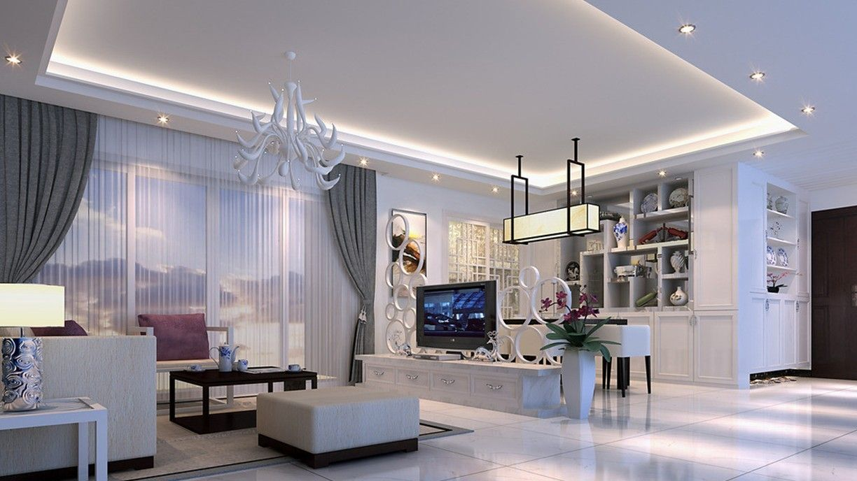 Living Room 3D Design Pinjonathan Freez On Home Decorating Ideas  Pinterest