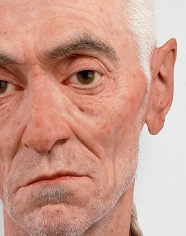 I know everybody goes on and on about Ron Mueck but honestly Evan Penny runs circles around the guy. He was the lead sculptor for Gordon Smith's FXSMITH for YEARS and is an incredible talent and unsung hero in the effects world!