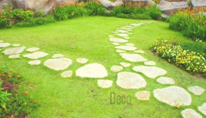 Garden Stones – Ideas on how to give the garden a beautiful look through stones