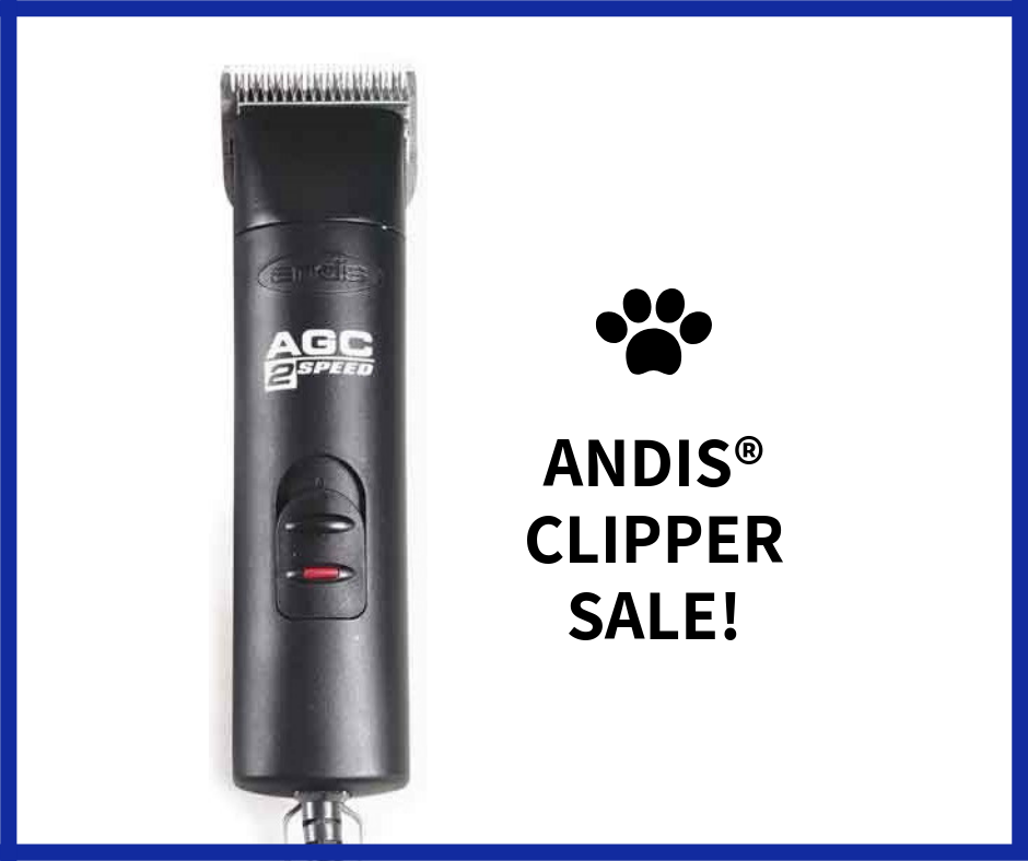 The Andis Agc 2 Speed Clipper Is A Lightweight Quiet Running Pet
