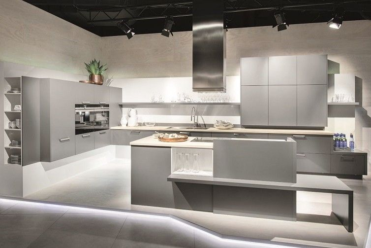 Kitchen Trends 2015 What S New For Grey Kitchens Kitchen Trends German Kitchen Design Modern Kitchen