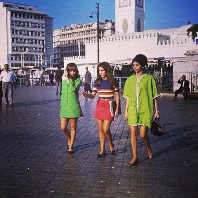 reorientmag Les Femmes du0027Alger (Algiers, 1960s; via @oldalgeria
