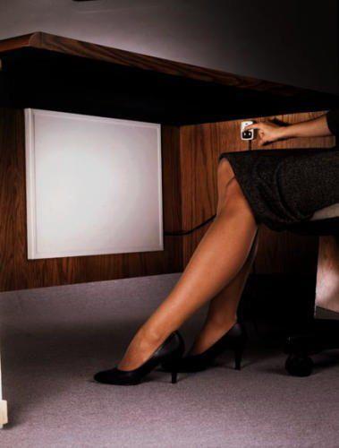 Wonderful CL R Cozy Legs Under Desk Radiant Heater / Heated Foot Warmer Panel