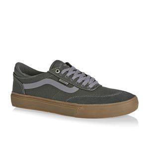 Vans Pro Skate Skate Shoes - Vans Pro Skate Mn Gilbert Crockett Shoes - Gunmetal/Gum