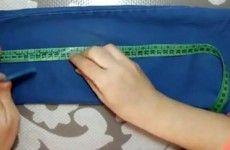 Como reciclar pantalones con un dobladillo mágico