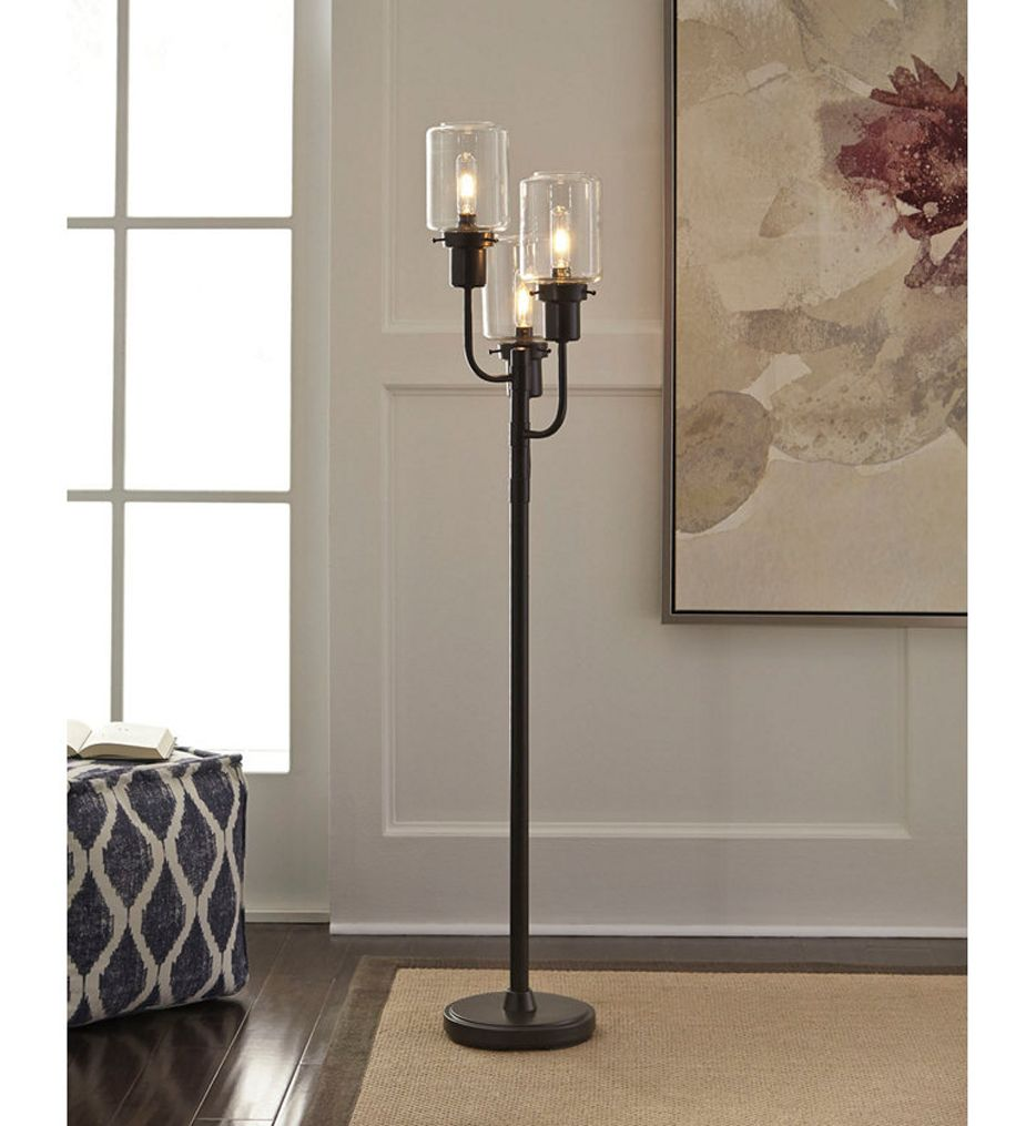 Ashley Furniture Jaak Floor Lamp 24/pay Perpay makes it