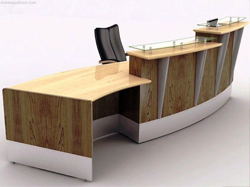 Office countertop design ideas office counter design for Office counter design