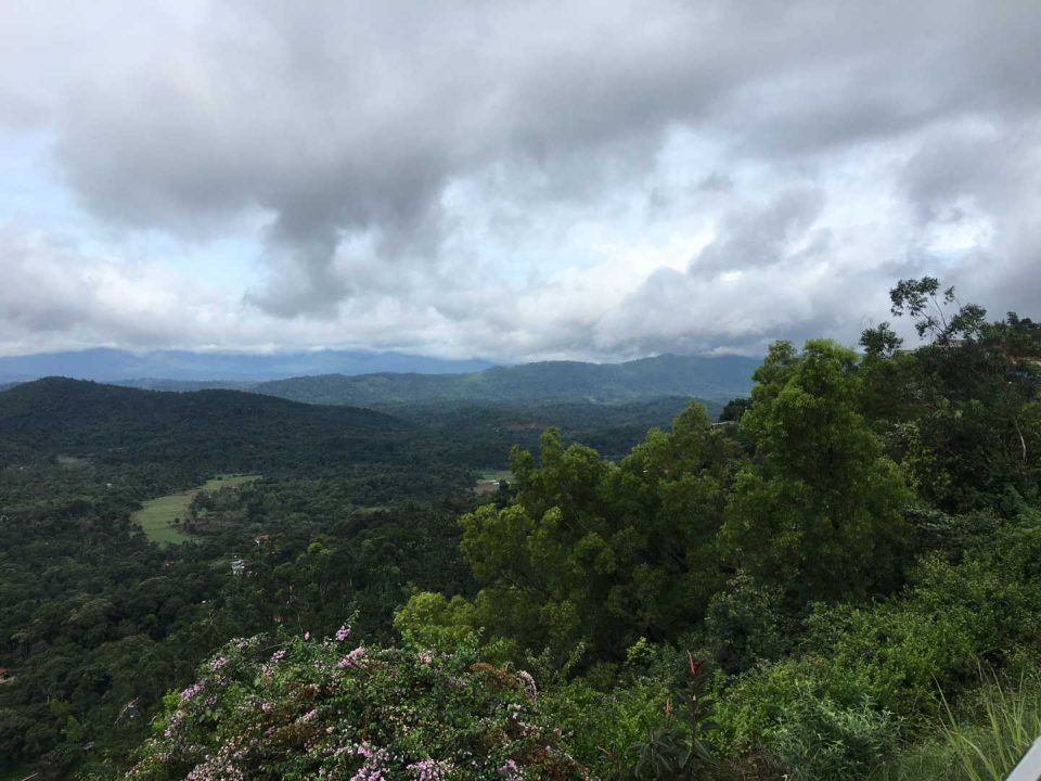 Trip To and Mysore Trip, Natural landmarks, Hill