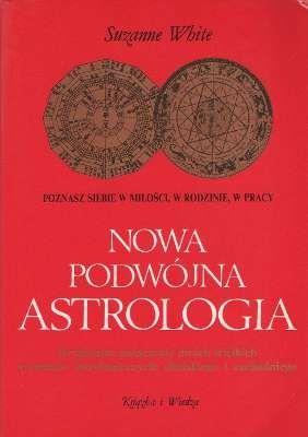 Okładka książki NOWA PODWÓJNA ASTROLOGIA