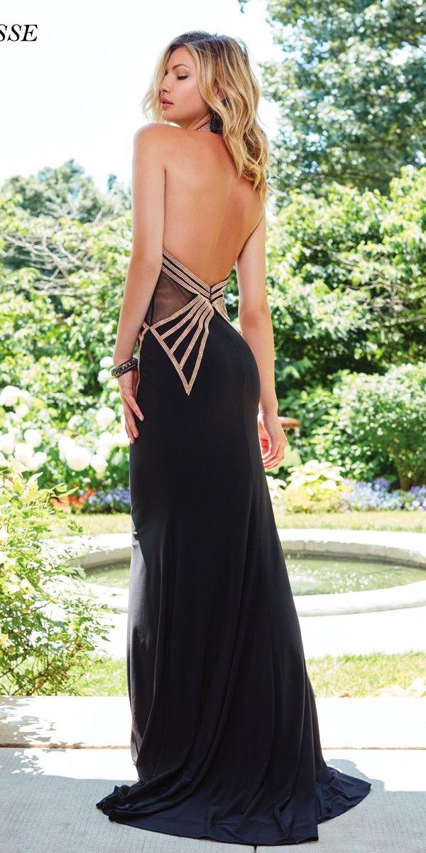 Clarisse Style: 3435 (Golden Asp) | Sara\'s Senior Prom | Pinterest ...