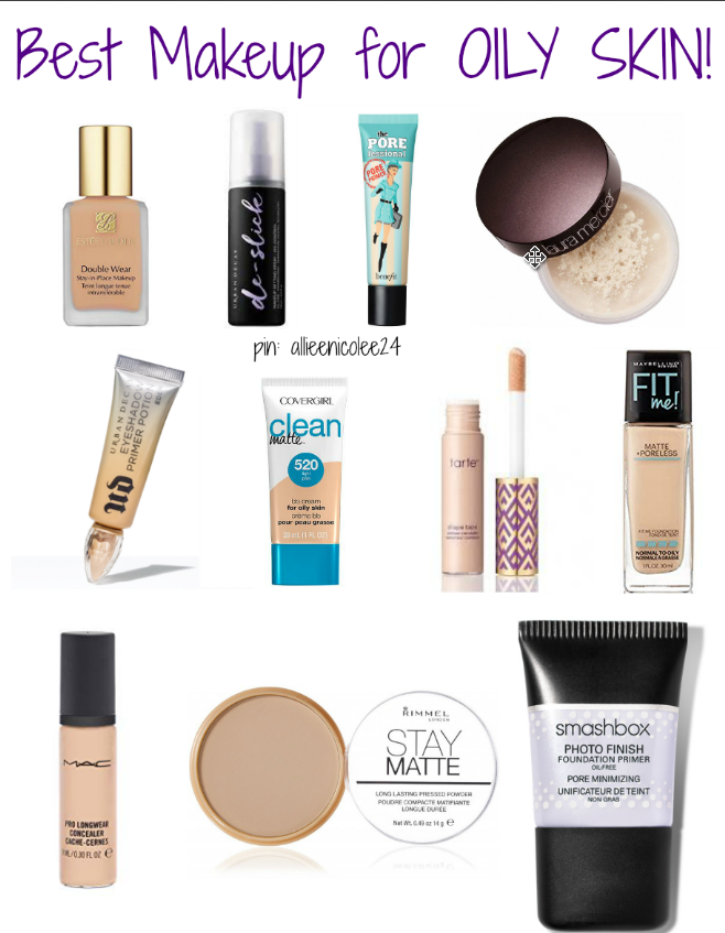 Makeup For Oily Skin Drugstore Makeup Beginner Kit Makeuptoolsforbeginners Makeupmusthaves Makeupst Oily Skin Makeup Tips For Oily Skin Best Makeup Products