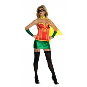 http://www.costumeconnection.net/index.php?id_product=172&controller=product #robin #batman #justiceleague #costume #costumes #halloween #dccomics