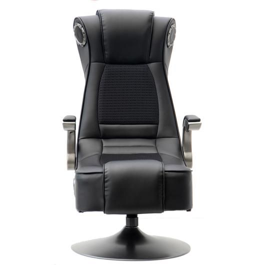 X Rocker X Pro Pedestal Gaming Chair With 2 1 Bluetooth Audio Gaming Chair Rocker Chair