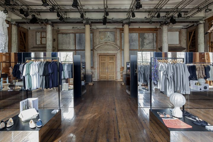 Felix & Frame pop-up store by i29, Amsterdam – The Netherlands