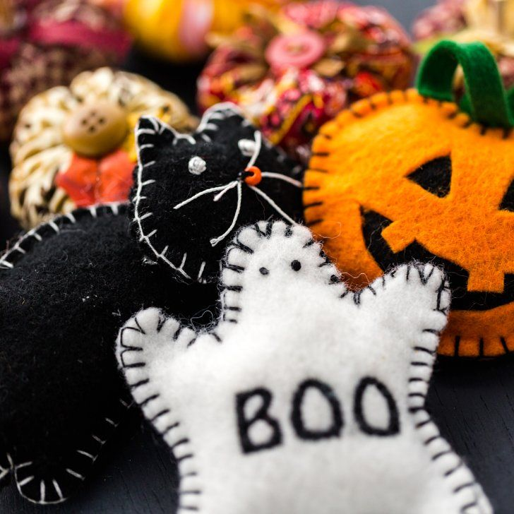 10 Fun Halloween Crafts For Kids Fun halloween crafts, Crafts and - how to make halloween decorations for kids