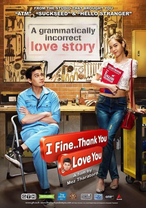 Nonton Film I Fine..Thank You..Love You (2014) Sub Indo | NOBAR24