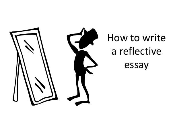 How to write a reflective essay by barbara nicolls via slideshare - reflective essay