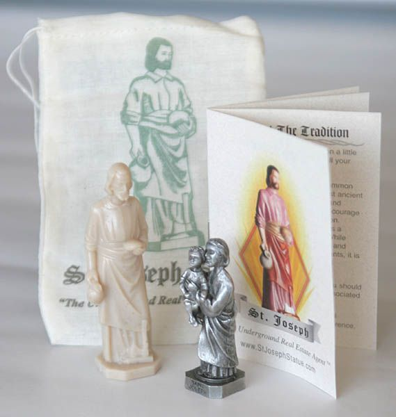 The Original 4 St Joseph Home Ing Kit Accompanied With A Smaller