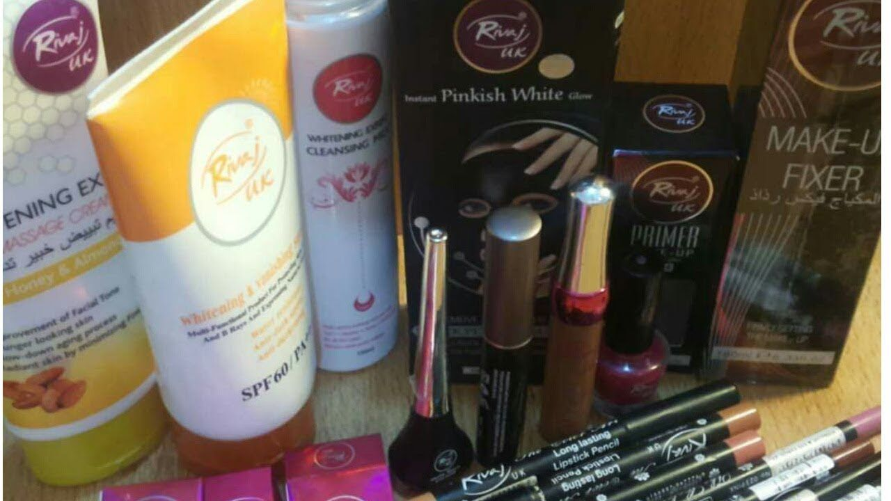A leading cosmetics and beauty brand in Pakistan, popular