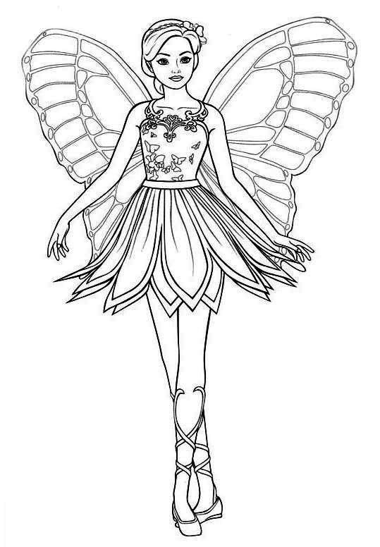 Desenhos Para Colorir Bailarina Para Colorir Colorir Barbie