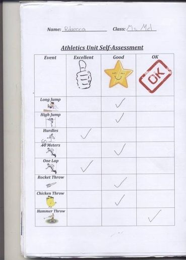 Varying The Assessment That We Use In Physical Education Is