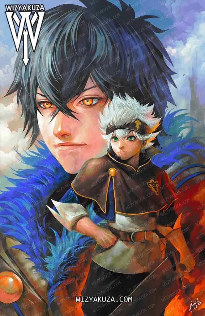 Pathway to Wizardhood (With images) Black clover anime