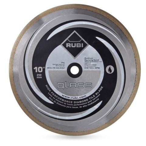 Rubi Glass 10 Diamond Blade Diamond Blades Diamond Tile Glass