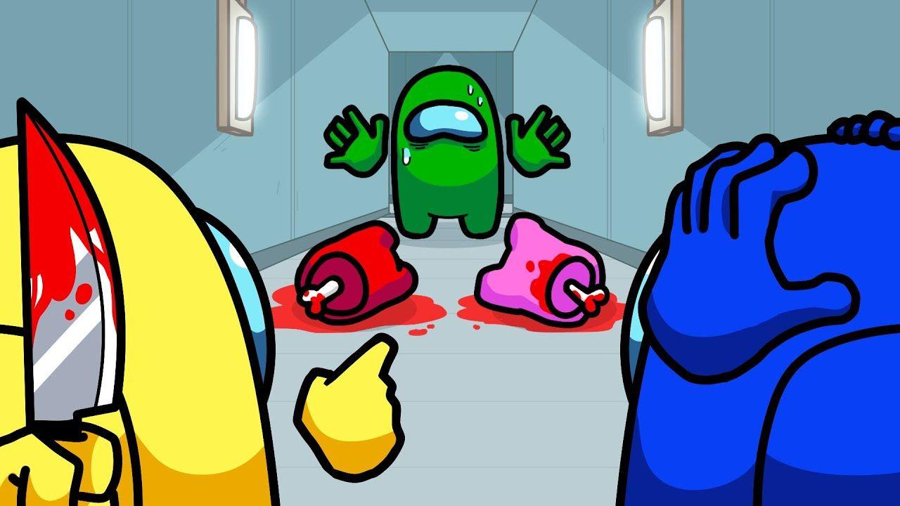 Among Us Logic 4 Cartoon Animation Animation Cartoon Really Funny Memes