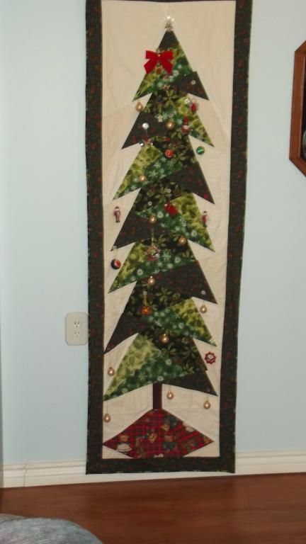 Quilting: Our Christmas Tree