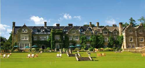 South Lodge Hotel Horsham Country Manor Luxury Golf Slh