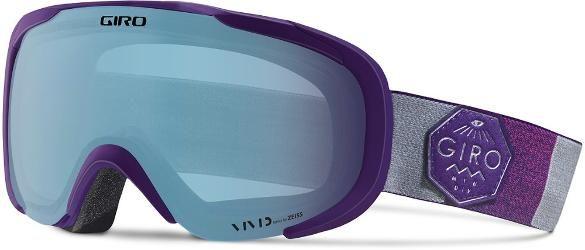 73c3315df249 Giro Women s Field Snow Goggles Purple Mountain Division Vivid Royal ...