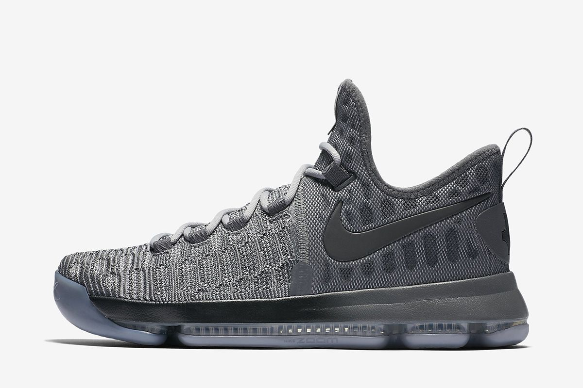"06bf1f221b18 Nike Zoom KD 9 ""Battle Grey"" - EU Kicks Sneaker Magazine"