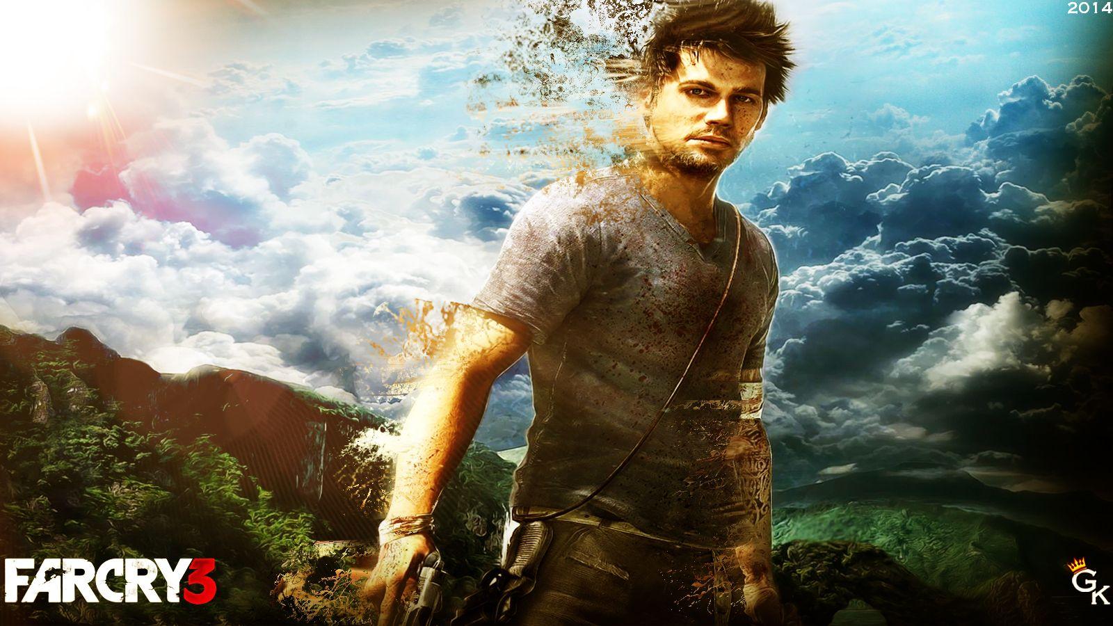 Far Cry 3 Jason Brody Fade Away By General K1mb0 On Deviantart Far Cry 4 Far Cry 3 La Trip
