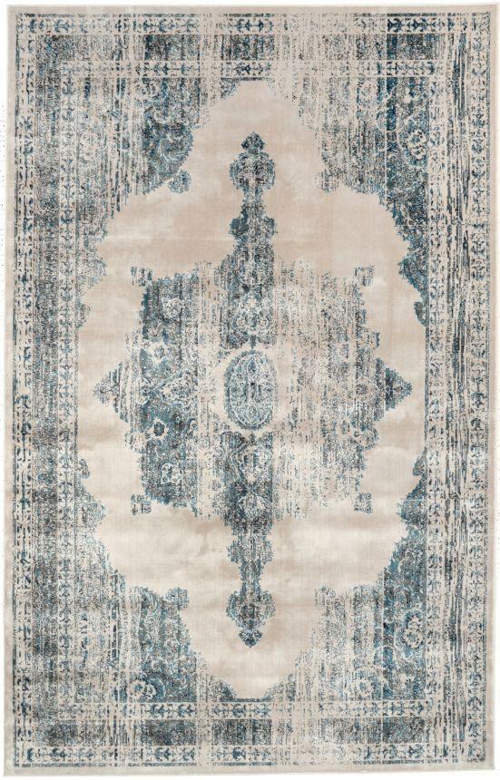 rugs usa beaumont medallion vi05 ivory rug rugs usa pre black friday sale 75 off area rug rug. Black Bedroom Furniture Sets. Home Design Ideas
