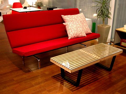 Eames Sofa Compact Find This And Other Seating Options At Http