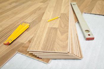Choosing Laminate Floor Underlayment Is As Important As Choosing Your Laminate Floors