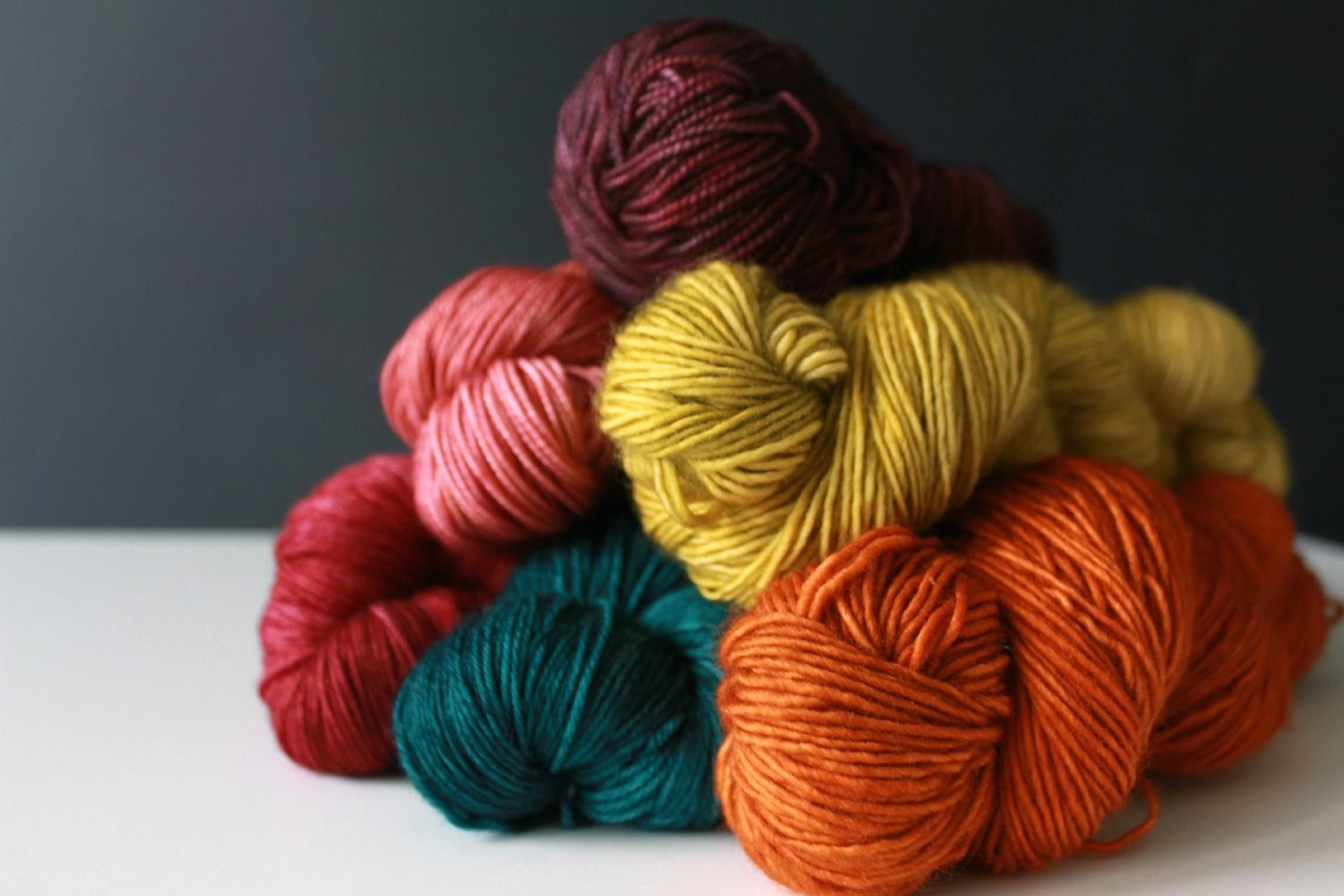 Modern Fall Yarn Collection 2015