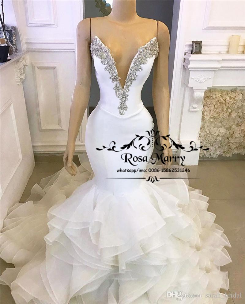 Pin On Mermaid Wedding Dresses [ 990 x 800 Pixel ]