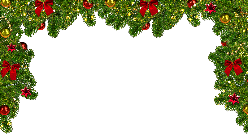 Christmas Border Png Image With Transparent Background Christmas Frames Christmas Christmas Border
