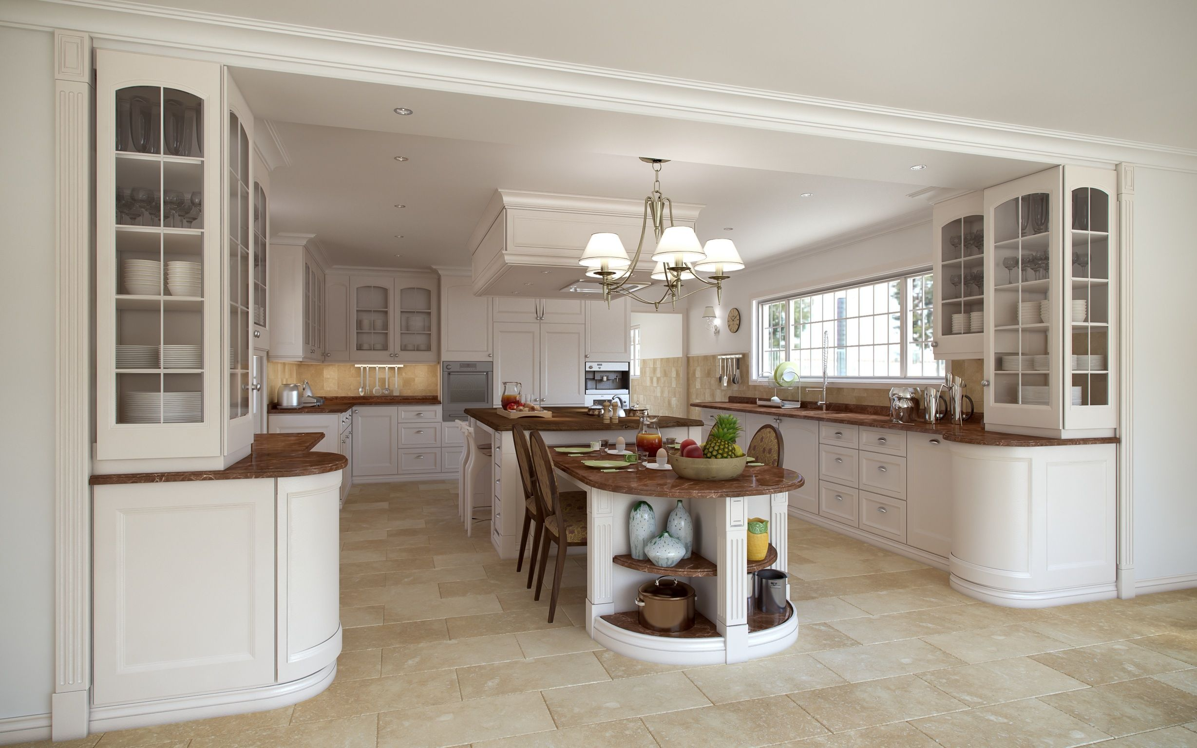 kitchen-traditional-white-kitchen-areas-with-white-cabinets