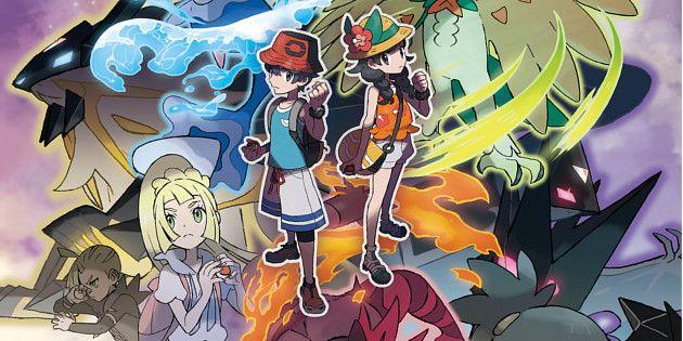 Neuer Trailer Zu Pokemon Ultrasonne Und Pokemon Ultramond Verrat Zahlreiche Neue Details Zu Gameplay Und Geschichte Inkl Pm Ntower Dein Nintendo Onlinema Pokemon Sonne Und Mond Alle Pokemon Anime