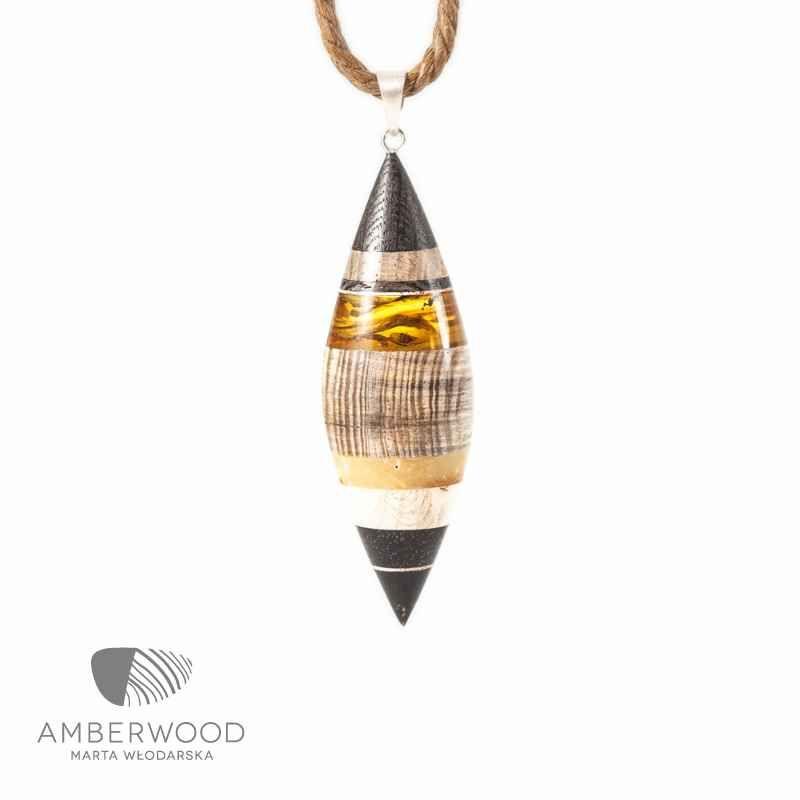 Necklace Amberwood SS1200