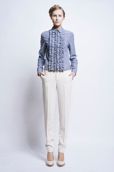Orlan Slacks - Pants & Shorts | Karen Walker