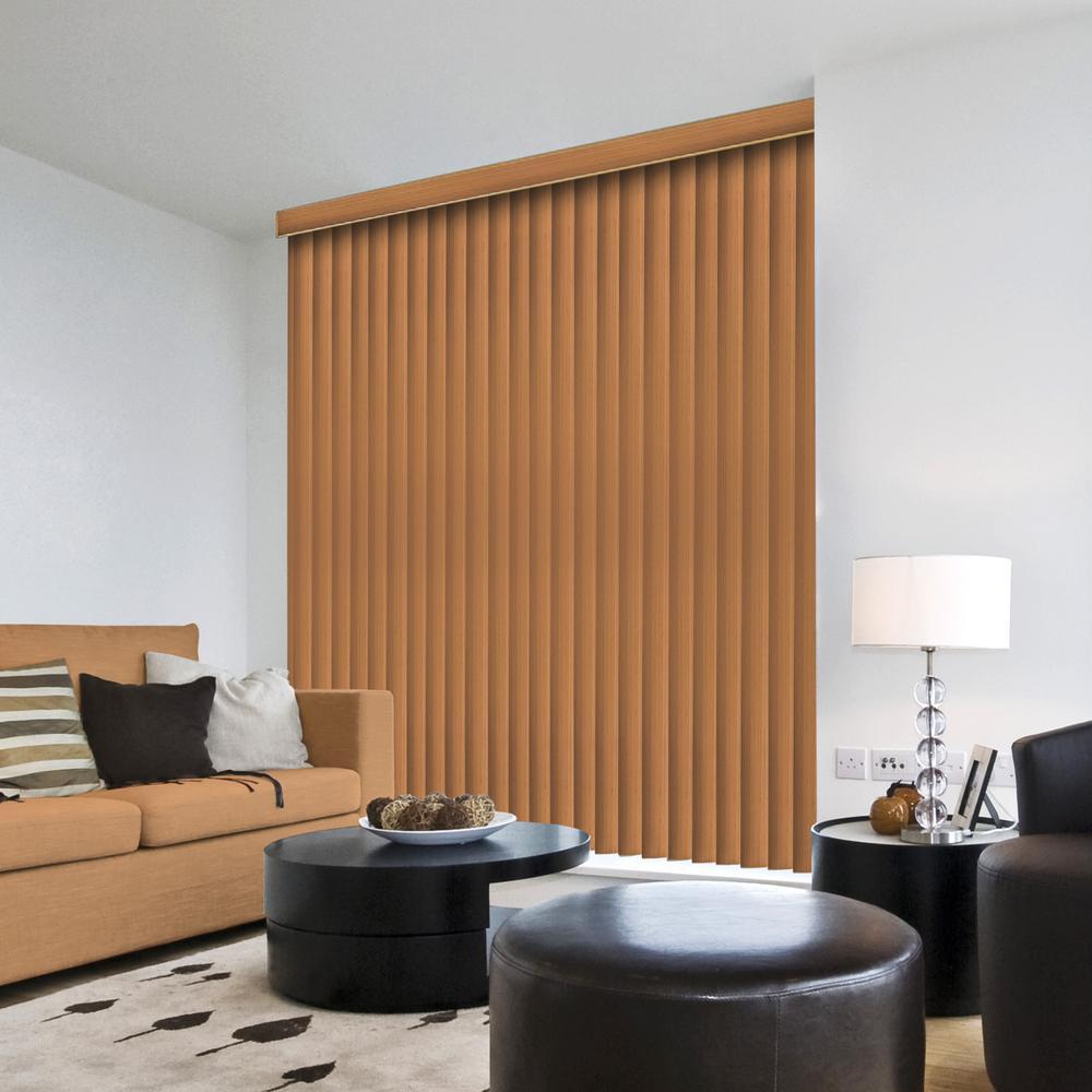 Hampton Bay 3 5 In W X Vertical Blinds Blinds For Windows Modern Blinds