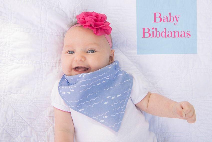 Fort Worth Fabric Studio: Baby Bibdanas Tutorial | vse dlia detei ...