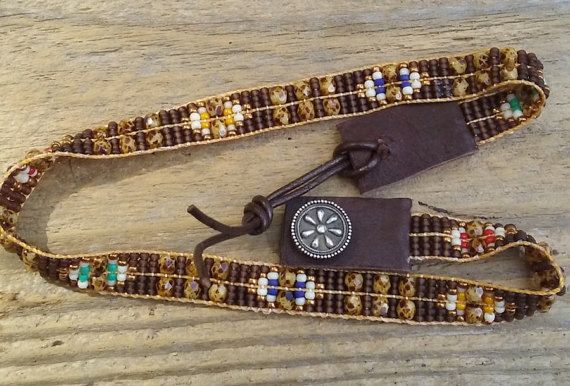 Bead woven braceletsSeed bead loomed bracelets by Adornments925