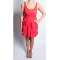 Red Eight Sixty Dress