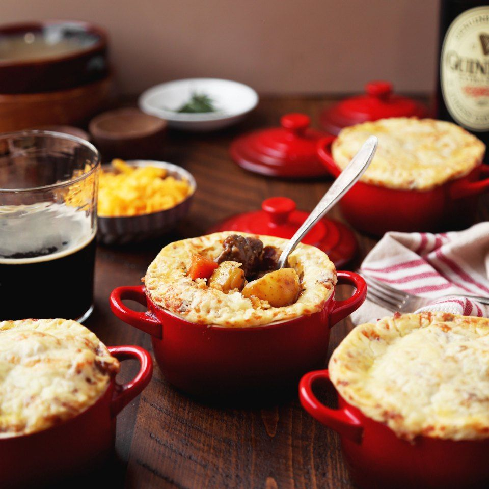 Steak and Guinness pot pie | Recipes, Dinner pies, Pot pie